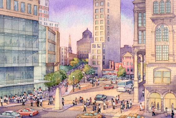 The cooper union east village development plan new york for Coopers east village